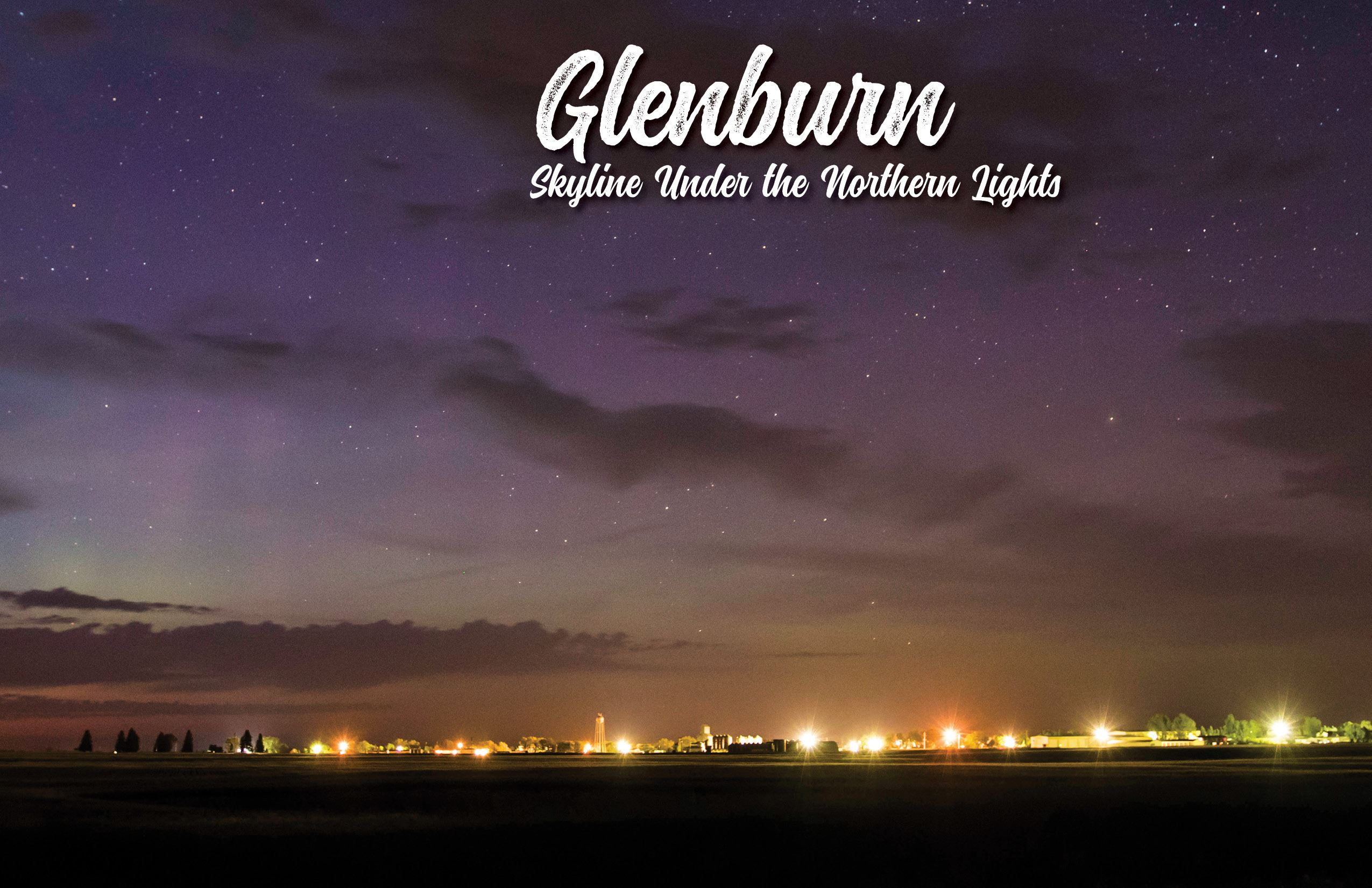Glenburn Norhtern Lights