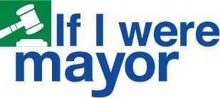 If I Were Mayor logo