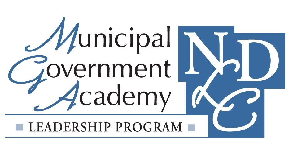 Municipal Government Academy of North Dakota Leadership Program